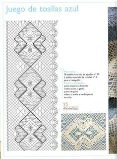Bolillos 33 - Marisa Arratta - Álbuns da web do Picasa Bobbin Lacemaking, Bobbin Lace Patterns, Crochet Lace, Hello Kitty, Projects To Try, Stitch, Crafts, Arizona, Hobbies