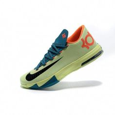 d555ed678375 Buy Nike Kevin Durant KD 6 VI Aqua Green-Orange Teal-Navy For Sale from  Reliable Nike Kevin Durant KD 6 VI Aqua Green-Orange Teal-Navy For Sale  suppliers.