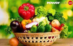 TIP @powerclubpanama Procura incluir vegetales al menos en 2 de tus comidas. Además de ser bajos en calorías son fuente de muchas vitaminas minerales y fibra #YoEntrenoEnPowerClub