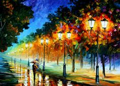 The official online virtual gallery of leonid afremov here you can order original oil paintings directly from the world renown artist leonid afremov. Description from downloadtemplates.us. I searched for this on bing.com/images