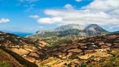 Djebel Moussa, dans le massif du Rif marocain