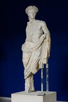 statue de Claude, musée municipal, Vaison-la-Romaine