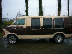 70s Conversion Vans