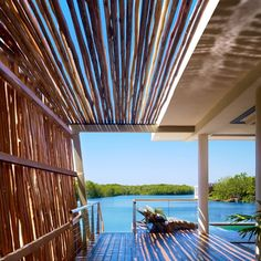 Tucked along Mexico's Yucatán Peninsula, the Rosewood Mayakoba features 130 suites as well as an overwater spa, which specializes in Maya health rituals. The spa's Temazcál Ritual draws  on ancient customs while providing mental and physical benefits. Maya history weaves through archaeologist- l...