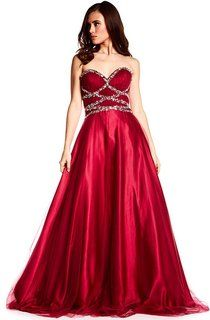 A-Line Ruched Sweetheart Sleeveless Maxi Satin Prom Dress With Beading And Draping - UCenter Dress