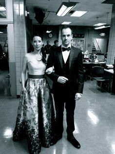 Elementary, Sherlock Holmes (Jonny Lee Miller) & Joan Watson (Lucy Liu)