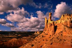 Chimney Rocks, Ghost Ranch, New Mexico  (Ralph Hopkins photographer lonely planet)