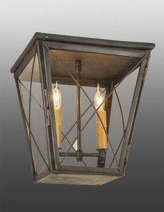 Shop the Federalist's Reproduction Ceiling Lights collection. See the rest of our authentic reproduction and Federalist offerings today! Leh, Outside Lanterns, Outdoor Lighting, Lighting Ideas, Flush Mount Ceiling, Cross Designs, Criss Cross, Ceiling Lights, Mirror