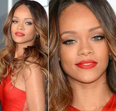 10 maquiagens do Grammy 2013
