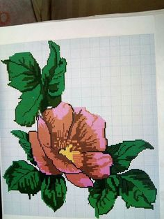 Cross Stitch Rose, Cross Stitch Flowers, Cross Stitch Embroidery, Tulips, Needlework, Projects To Try, Knitting, Cross Stitch Patterns, Throw Pillows
