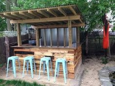 Creative Patio/Outdoor Bar Ideas You Must Try at Your Backyard - . - Rafi - Creative Patio/Outdoor Bar Ideas You Must Try at Your Backyard - . Creative Patio/Outdoor Bar Ideas You Must Try at Your Backyard - - Bar Patio, Backyard Bar, Backyard Ideas, Patio Ideas, Backyard Kitchen, Backyard Shade, Pool Ideas, Diy Outdoor Bar, Outdoor Living