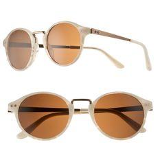 935c46cab04 Converse Jack Purcell Round Sunglasses - Unisex