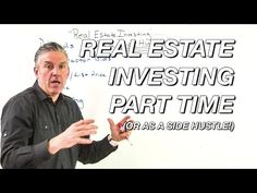 How To Invest In Real Estate Part Time [5 Simple Steps To Make Real Estate Investing Your Side Hustle] | Strategic Real Estate Coach