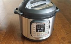 Instant Pot Programmable Electric Pressure Cooker Unboxing