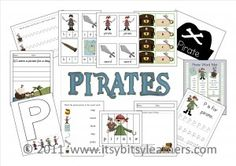 Pirates Educational Activities