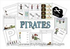 Pirates Educational Activities