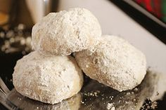 Dark Chocolate Snowball Cookies    #recipes read more http://lexieonline.com/chocolate-snowball-cookies/