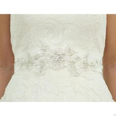 @WomenWantsNL #accessoires #trouwen #kant #riem #parels