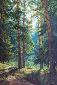Живопись Сергея Басова (97)