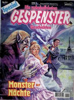 Gespenster Geschichten Spezial #91 - Monster-Nachte