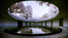 "Render by Alex Roman, from the film ""The Third and the Seventh""  Naoshima Contemporary Art Museum, Tadao Ando. 2009"
