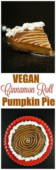 Pumpkin Pie with a C