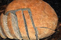 Cooking Finland: Finnish Malted Rye Bread--Ruisleipä