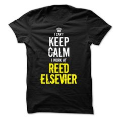Special - I cant keep calm, I work at REED ELSEVIER
