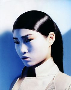 Asian models, A Super Model rising generation | Benjamin Kanarek Blog
