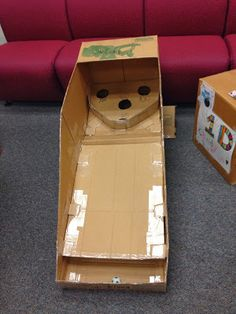 Caine's Arcade...Cardboard Challenge....Scan to the bottom of blog post....Oh' Boy 4th Grade