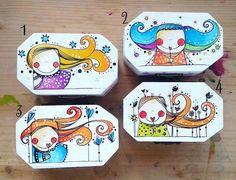 Cajas Las Pelitos 1,2,3 ó 4