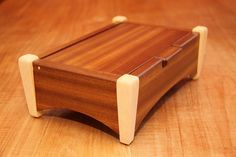 When you are very knowledgeable about your tools, you can then move on to other jobs that will need you to have a brand-new tool or Small Wooden Boxes, Wooden Jewelry Boxes, Jewellery Boxes, Wood Boxes, Wood Turning Projects, Diy Wood Projects, Wooden Box Plans, Wood Box Design, Wooden Pen Holder