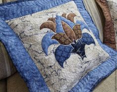 Купить Подушки диванные по мотивам дизайнов Морриса. - подушка, подушка на диван, подушка декоративная, подарок