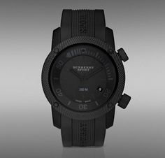 Burberry Diving Black
