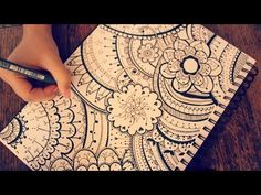 ✿ Be Creative - Speed Drawing ✿ - YouTube