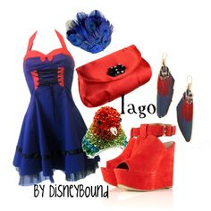 another Iago. I like this dress better.