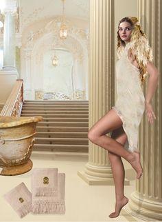 Luxury Medici Tarot Towels, From WorldOfTarot.com Luxury Towels, Woven Fabric, Tarot, Cashmere, High Neck Dress, Silk, Cotton, Gifts, Dresses
