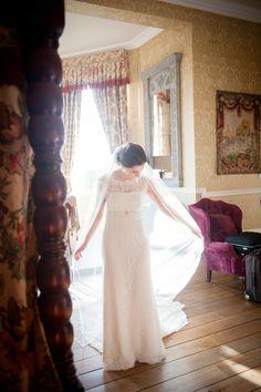 Real Weddings by KARA: A winter light wedding at Castle Durrow, Co. Laois — Weddings By Kara Wedding Fair, Our Wedding, Light Wedding, Groomsmen Suits, Winter Light, Irish Wedding, Stunning Dresses, Kara, Real Weddings