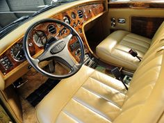 Salon Rolls-Royce Phantom VI