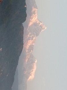 Svítání nad Himalay