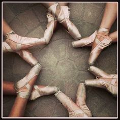 Who has made a pointeshoe star?? #pointe #shoe #star #ballet #star #dancersnowwhy