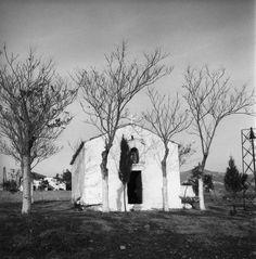 Ο ναός του Αγίου Ιωάννη. Μαρούσι, 1951 Νικόλαος Τομπάζης Artwork, Painting, Work Of Art, Auguste Rodin Artwork, Painting Art, Artworks, Paintings, Painted Canvas, Illustrators