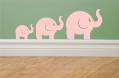 """Trunks up = good luck! Repinned from @Angie Lucas's """"elephantastic"""" pinboard."""