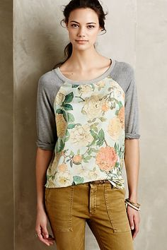 In ROSE color  Camille Pullover #anthropologie