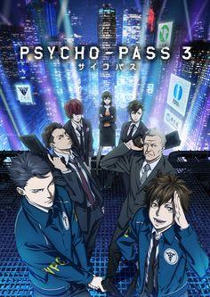 Psycho-Pass 3 The Best Anime Fall 2019 Essential Must Watch - Enjju Chan Phantasy Star Online 2, Akira, Psycho Pass, Film Manga, Manga Anime, Sad Anime, Otaku Anime, Kawaii Anime, Takahiro Sakurai