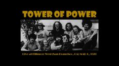 Fillmore West, Tower Of Power, Google Images, San Francisco, Movie Posters, Film Poster, Billboard, Film Posters