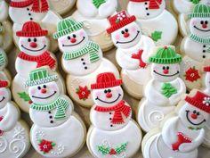 Muñecos de nieve. www.nuriasabadell.com