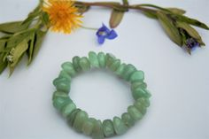 Aventurine is a prosperity stone, keep one with to bring you money. This supportive stone increases your confidence, enhances leadership abilities, and helps you step into your true self. It's the perfect accessory for the modern day Goddess ✨ beads Size: Gemstone Bracelets, Gemstone Jewelry, Leadership Abilities, Handmade Sterling Silver, Gemstones, Confidence, Money, Beads, Crystals