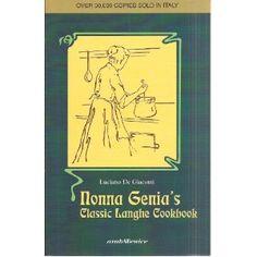 Nonna Genia's Classic Langhe Cookbook