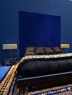 Black & Gold: Versace Home Collection 2012 Dubai Chronicle